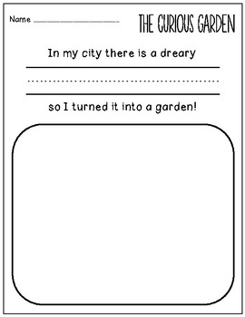 Book Companion: The Curious Garden