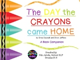 Book Companion: The Day the Crayons Came Home