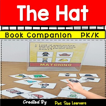 Book Companion The Hat PK and K