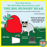 Book Companion: The Little Mouse, the Red Strawberry,and t