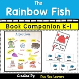 Book Companion The Rainbow Fish K and 1