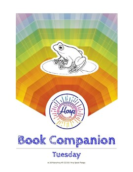 Book Companion: Tuesday