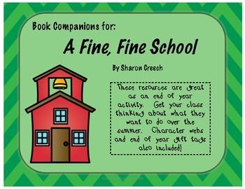 Book Companion for A Fine, Fine School