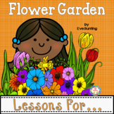 Book Companion for Flower Garden  Grades 1-2