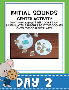 Book Companion for If You Give a Mouse a Cookie by Laura Numeroff ~ pk/k/1