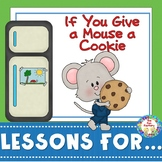 Book Companion for If You Give a Mouse a Cookie by Laura Numeroff