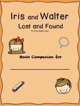 Book Companion for Iris and Walter Lost and Found