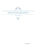 Book Companion for Peak by Roland Smith