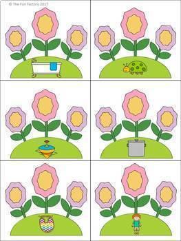 Book Companion for Planting a Rainbow K-1