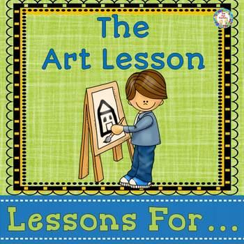 Book Companion for The Art Lesson Grades K-2