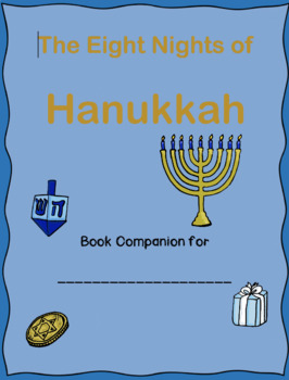 Book Companion for The Eight Nights of Hanukkah