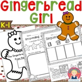 Book Companion for The Gingerbread Girl