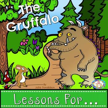 Book Companion for The Gruffalo