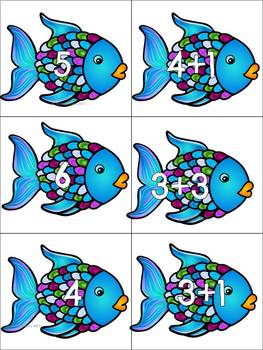 Book Companion for The Rainbow Fish K-1