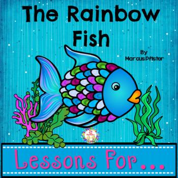 Book Companion for The Rainbow Fish K-1