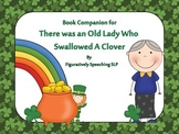 Book Companion for There Was an Old Lady Who Swallowed a Clover