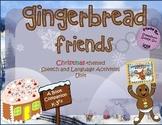 "Book Companion to ""Gingerbread Friends"" by Jan Brett"