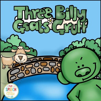 Book Companion to The Three Billy Goats Gruff
