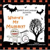 "Book Companion to ""Where's My Mummy?"" by Carolyn Crimi"