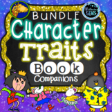 Book Companions Bundle | 150 Character Traits Activities