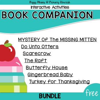 Book Companions {Bundle}