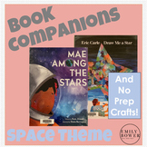 Book Companions - Space Theme