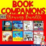 Book Companions BUNDLE for K-1