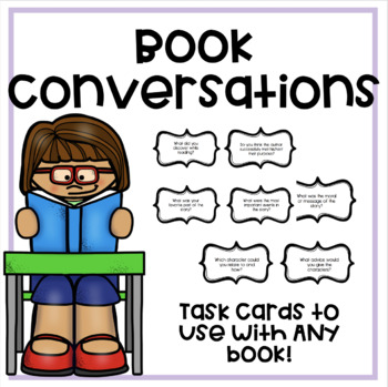 Book Converstation Cards