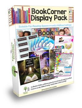 Book Corner Display Bundle