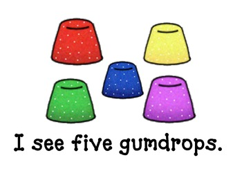 Book: Counting Gumdrops