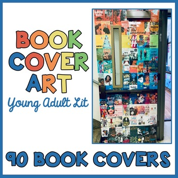 Book Cover Art (90 Young Adult Lit Book Covers)