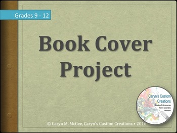Book Cover Project