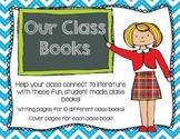 Book Covers and pages for 10 class books
