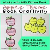 Book Craftivity ~ Apple Theme