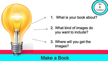 Book Creator App - Make Student Self Recorded Books on iPads