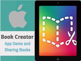 Book Creator App - Make Student Self Recorded Books on iPads