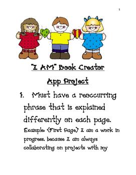 Book Creator App Project