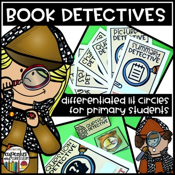 Book Detectives - Lit Circles for Primary Students