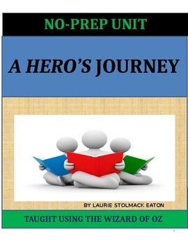 Hero's Journey: Taught Using The Wizard of Oz