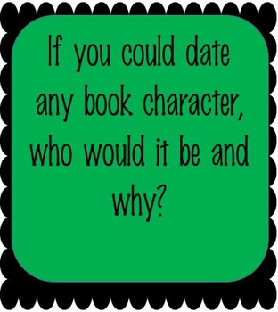 Book Discussion Prompts