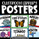 Book Display Posters