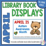 Library Display Posters April