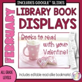 Library Display Posters February