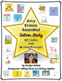 Author Study: Writing Prompts Featuring Books by Amy Krous