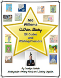 Mo Willems Writing Prompts and QR Codes