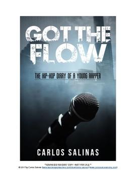 (Book Excerpt) YA Novel Got the Flow: The Hip-Hop Diary of
