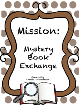 Book Exchange Mystery Mission