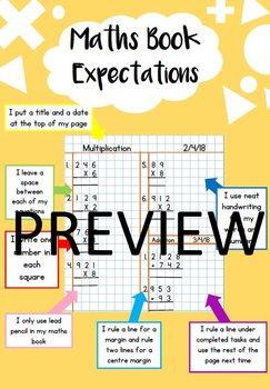 Book Expectations - Mathematics