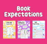 Book Expectations Poster Pack