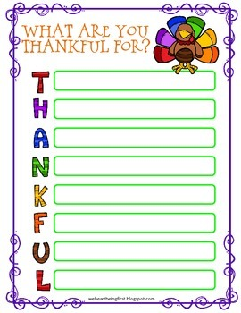 Thanksgiving Is For Giving Thanks Book Extension K-2